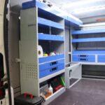 Bedrijfswagen ladekasten Fiat Ducato