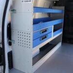 Ingebouwde ladekasten Nissan NV200