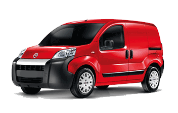 Bedrijfswageninrichting Fiat Fiorino