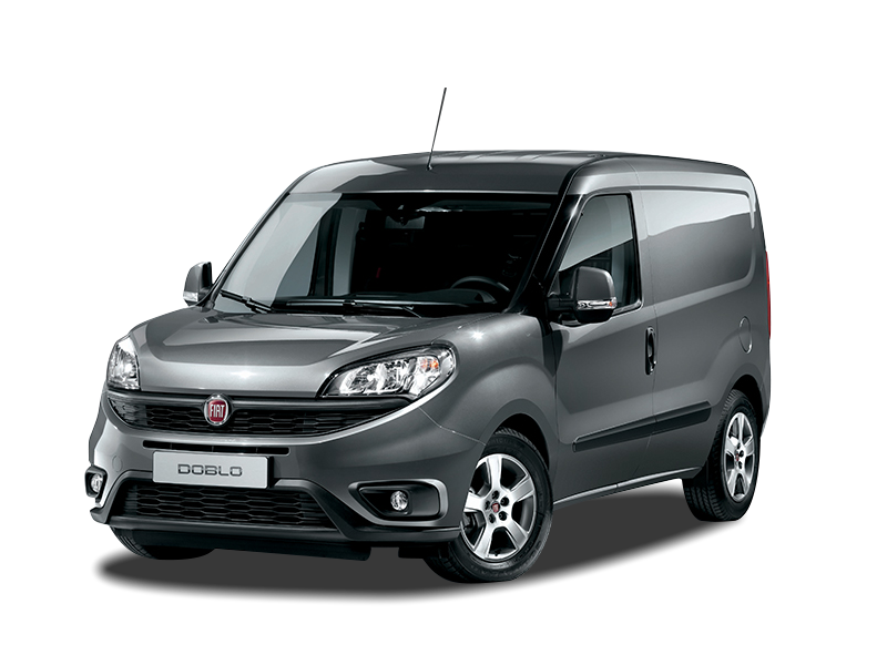 Bedrijfswageninrichting Fiat Doblo