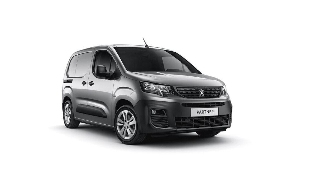 Peugeot Partner Bedrijfswageninrichting